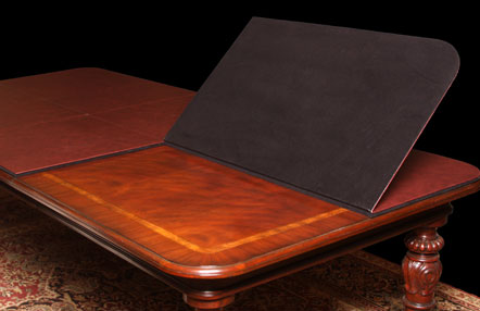 International Table Pads FAQ - Conference table pads